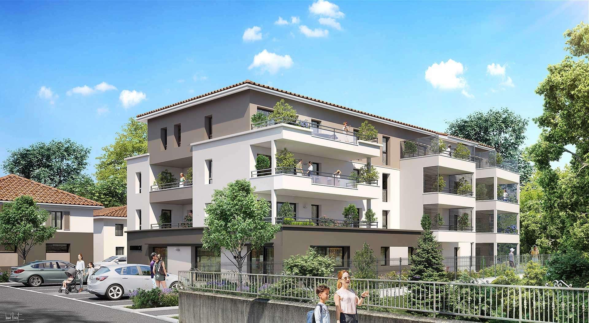 Appartement Neuf Chatuzange