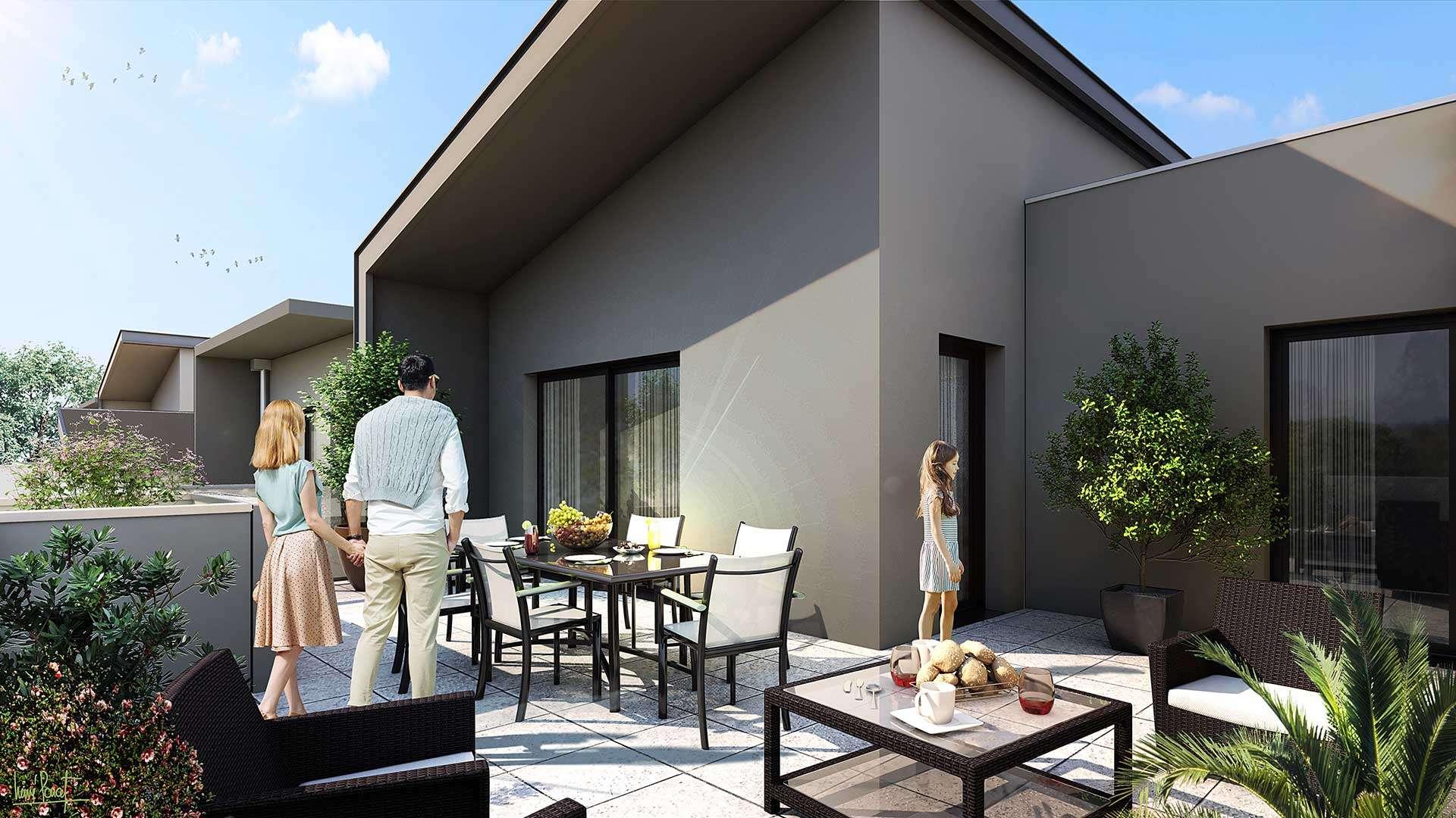Appartement Neuf Valence Vilea Terrasse