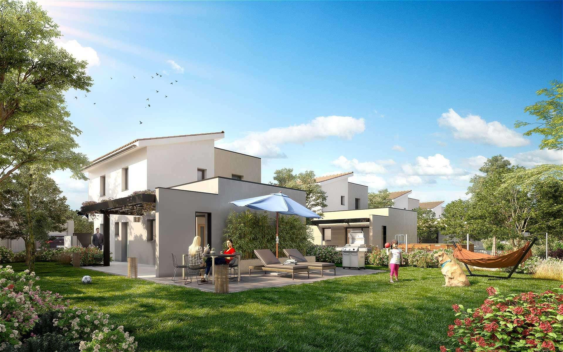 Programme Immobilier Guilherand Granges