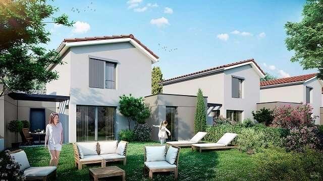 Maison Neuve Boulieu 1